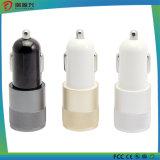 Заряжатель автомобиля USB высокого качества двойной (CC1504)