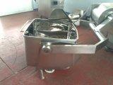 Carro vegetal da faixa clara/aço inoxidável cobrando 200L do SUS 304 do carro