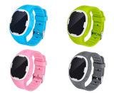 Rastreador de relógio colorido para crianças, botão Sos, comunicação bidirecional (GPT18)