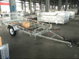 Poeder Met een laag bedekte Aanhangwagen ATV voor Verkoop