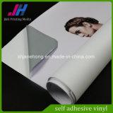 屋外PVCロール灰色の接着剤の自己接着ビニール