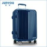 4車輪およびハンドルのトロリー荷物が付いている中国の製造者の小屋の荷物のスーツケース