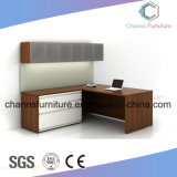 Mélamine à la maison populaire L bureau de meubles de gestionnaire de luxe de forme
