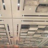 Художническим потолок конструкции подгонянный металлом алюминиевый для гостиницы