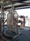 Escudo semicircular de Wbz 700 todo o cambista de calor da placa/alta pressão/alta temperatura soldados