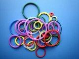 Gaxetas e anéis-O do silicone dos selos