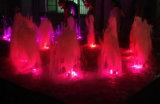 Fontaine décorative extérieure de la fontaine d'eau de la tour de glace