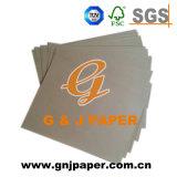 Papier Kraft de l'industrie de la pâte chimique pour l'emballage dans la feuille