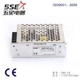 series LED Ms 60 세륨을%s 가진 소형 크기 DIN AC DC 엇바꾸기 전력 공급