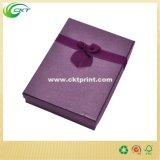 형식 디자인 (CKT-CB-152)에 있는 공단 리본을%s 가진 다채로운 선물 상자