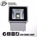 Parte superior 2017 que vende luzes de inundação atuais constantes do diodo emissor de luz da segurança 70W