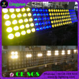 DJ Disco COB 5X5 30W LED Matrice Etape Effet lumineux