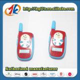熱い販売のプラスチック教育携帯無線電話のおもちゃ
