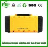 Cicli iniziali di riserva del pacchetto della batteria di litio 80ah per 5V/12V elettronico con Nizza il caso