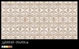 Mattonelle lustrate impermeabili della parete interna di 600mm x di 300 per la stanza da bagno