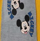 Etiquetas engomadas encantadoras de encargo de los traspasos térmicos del plastisol de Mickey para las camisetas