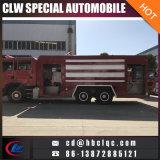 De op zwaar werk berekende ChineesMotor van de Brandbestrijding van het Brandblusapparaat van het Schuim van het Water 13000L