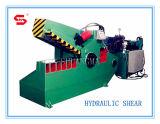 Máquina hidráulica del esquileo del cocodrilo para la chatarra