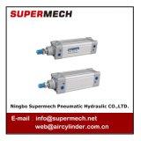 Двойника ISO 15552 DNC Festo цилиндр модельного стандартного действующий пневматический