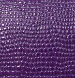 2017流行の明るい石PVC PU袋のハンドバッグの革(YB069)