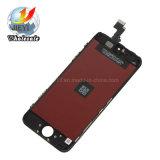 iPhone 5cのためのLCD表示のタッチ画面の計数化装置の等級AAA SLの品質。 4.0 インチの携帯電話