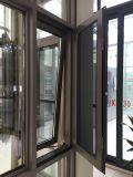 Окно тента фабрики алюминиевое анодируя