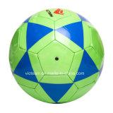 Venda direta de couro lisa de 32 esferas de futebol do painel
