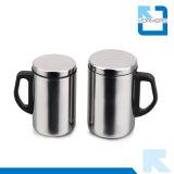 taza y taza Anti-Calientes del recorrido del acero inoxidable de la pared doble 350ml para el ocio
