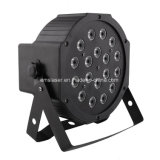 RGB PAR LED 18 PCS * Atacado 3W LED Stage Lighting Factory