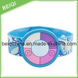 Wristbands di gomma resi personali