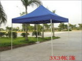 Portable en aluminium Gazebo-3X3m de l'hexagone 50mm