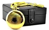 Reloj Pocket mecánico de oro del Mens caliente para la venta