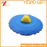 La chaleur respectueuse de l'environnement faite sur commande résistent à la couverture de cuvette de silicones
