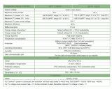 # Solarcontroller der Fangpusun blauer orange schwarzer Fall LCD-Bildschirmanzeige-MPPT 50A für 12V 24V 36V 48V System
