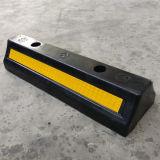 Delineator de borracha do separador do divisor da estrada da pista