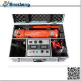 Verificador elétrico da C.C. Hipot do gerador da alta tensão do equipamento de medição 200kv 5mA