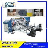 Automatische Ausschnitt-und Rückspulenmaschine