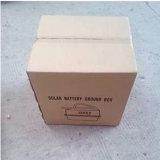 cadre de batterie 12V enterré par 80ah pour l'éclairage solaire