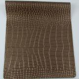 Cuoio resistente di vendita caldo del PVC dell'unità di elaborazione dell'abrasione per il sacchetto