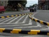 Chaîne en caoutchouc durable Saparator Curb sécurité routière Produit
