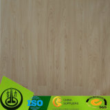 Clear Pattern Melamine Paper for Floor