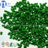 Perla ad alta densità Masterbatches fluorescente di colore verde