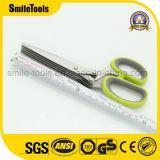 Ножницы вырезывания сверхмощной пользы 5 слоев Multi Vegetable
