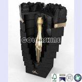 新しいデザイン黒のシャンペンのパッキングギフト用の箱