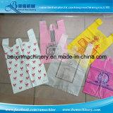 8 Lines Vest Bags Bolsa de plástico que hace la máquina