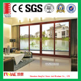 Aluminum Stacking Door with Stainless Steel Fly Screen