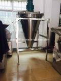 Misturador cónico de aço inoxidável de duplo parafuso duplo Dsh
