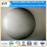 Acero inoxidable 304 Material de Forma plana extremos de cabeza elíptica Cabeza