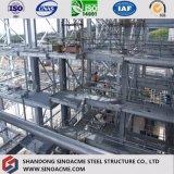 Edifício/construção estruturais de aço Prefab Multi-Storey Certificated Ce