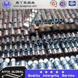 Galvanisierter Stahlring runzelte Stahlring-Edelstahl SGCC Q235